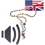 Rosary Audio English Offline Icon