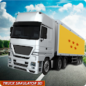 Truck Simulator & Urban Truck Driving icon