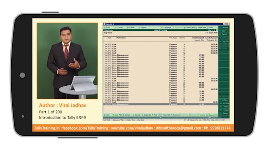 Tally ERP 9 Expert GST Course Hindi- screenshot thumbnail