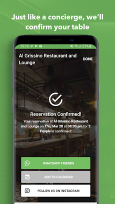 Eat - Restaurant Reservations and Discoveryのおすすめ画像5