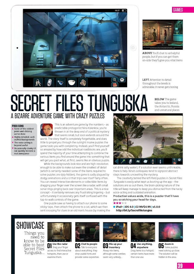 Apps Magazine- screenshot