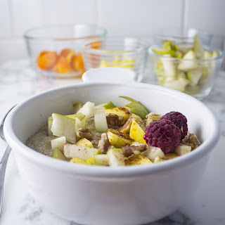 Coconut Agave Breakfast Quinoa
