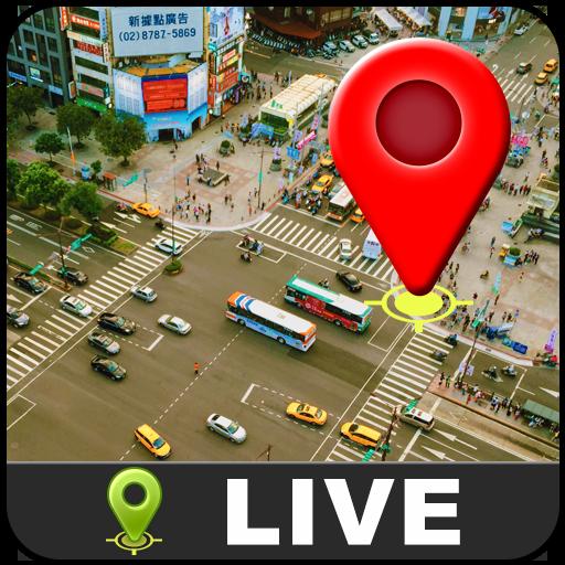 Street View Live - Live Street View Satellite Maps