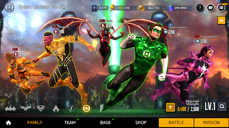 DC: UNCHAINED APK screenshot thumbnail 18