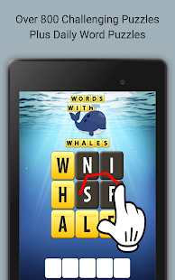 Words with Whales- screenshot thumbnail