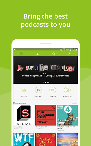 Podcast App & Podcast Player - Podbean screenshots 13