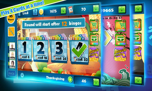 Bingo Fever - Free Bingo Game screenshot 2