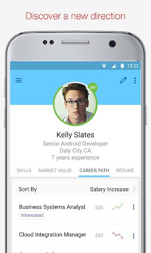 Tech Jobs, Skills & Salary 3.3.14 screenshots 4