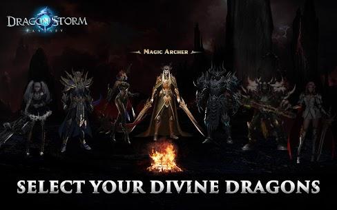 Dragon Storm Fantasy Mod Apk 2.8.0 (Menu Mod + Dumb Enemy) 3