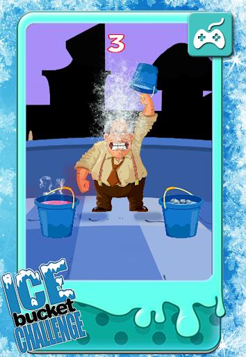Ice bucket challenge game screenshot 2