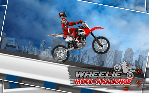 Wheelie Moto Challenge 1.0.2 screenshots 6