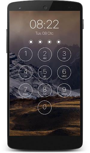 lock screen passcode 2.5.2 screenshots 3