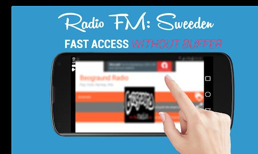 Radio FM: Sweden Online ?? - Radio Sveriges - náhled
