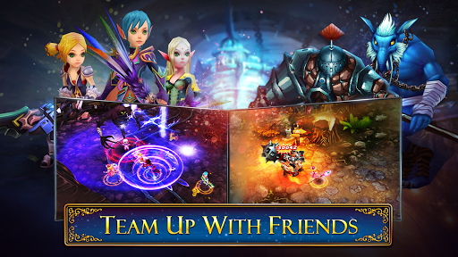 Avalon Legends v2.5.10 APK+DATA (Mod)