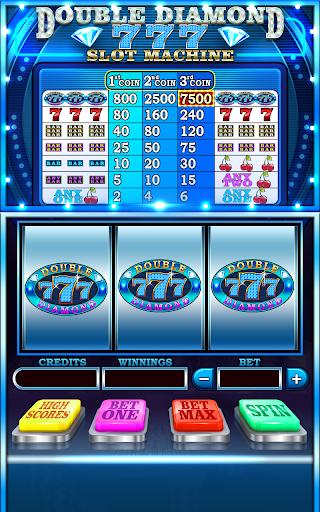 Double diamond run slot download