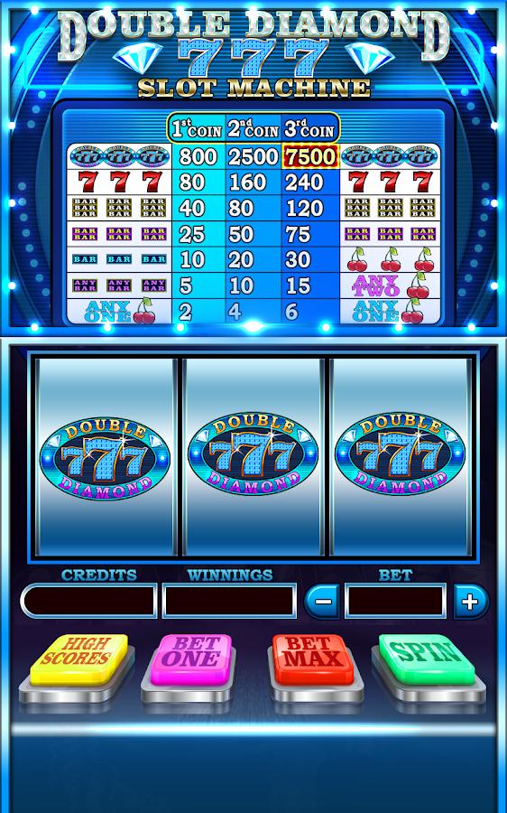 Slots diamonds