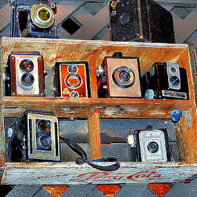 Drink Pepsi Cola by Terry Davey - Artistic Objects Other Objects ( cameras )