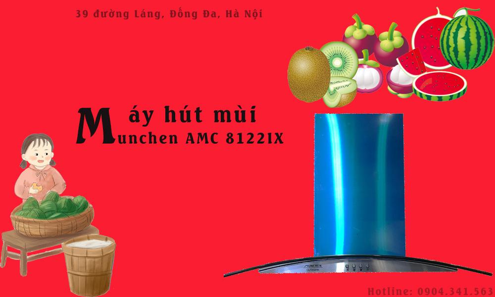 Địa chỉ mua máy hút mùi Munchen chính hãng tốt nhất