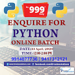 Python Training in Mohali