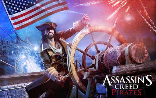 Assassin's Creed Pirates v2.3.1 Mod [Unlimited Money] Unlocked