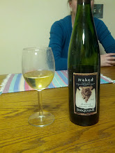 Photo: Winner #2, the sweet white: Snoqualmie's Naked Riesling