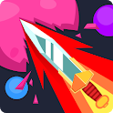 Crazy Knife - Idle & Click icon