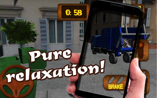 Garbage Truck Sim 3D