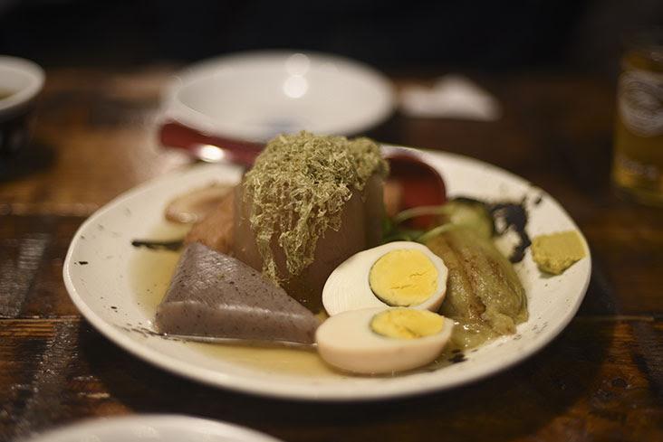菊松食堂 おでん
