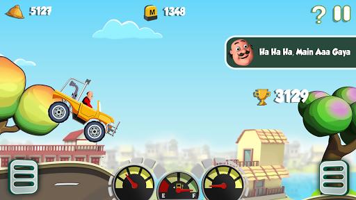 Motu Patlu King of Hill Racing  gameplay | by HackJr.Pw 5