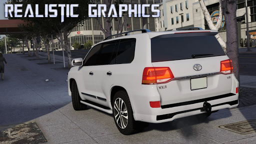 Land Cruiser Drift Simulator 2020 0.1 screenshots 2