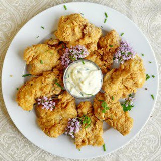 Chicken Fried Cod Nuggets