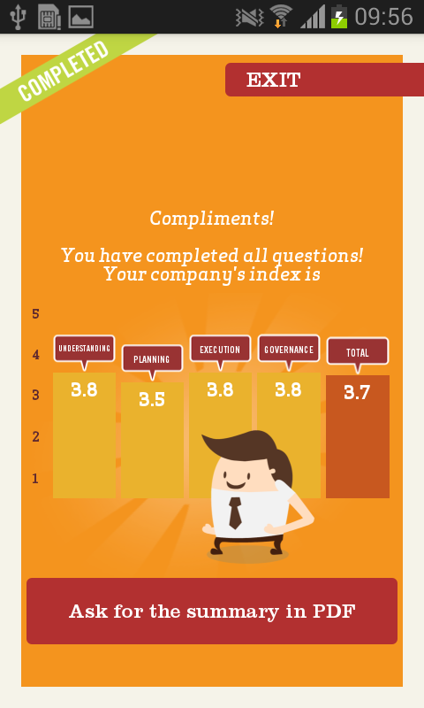 Social Business Index- screenshot
