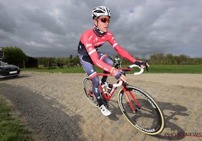 """Stuyven komt terug op 'verlies kopmanschap' voor Parijs-Roubaix: """"Niet leuk"""""""