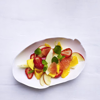 Minted Fruit Salad.
