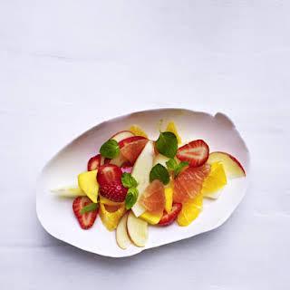 Minted Fruit Salad.