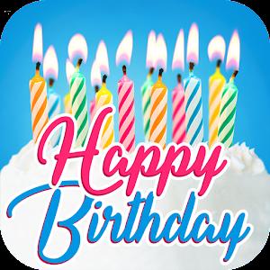 Happy Birthday Cards App 2.3.3 by Davno Greeting Cards logo