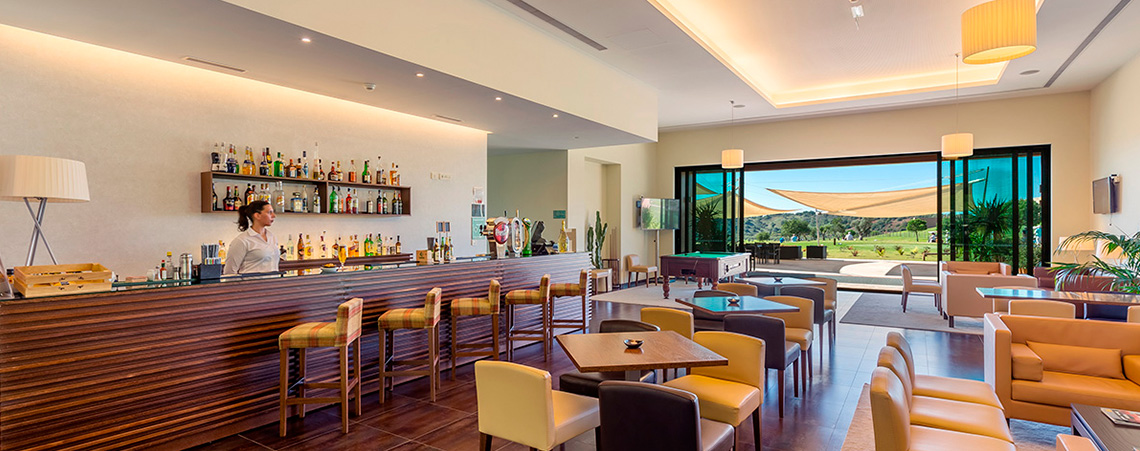 When The Destination Is Clubhouse Or Restaurant Of Morgado Golf Country Club Not Only Eating And Drinking Concerned It Also Involves Savouring