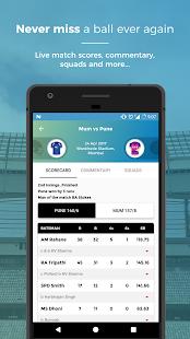 Live Cricket Score - ScoreBell - náhled