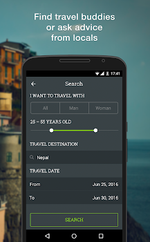 TripTogether: find TravelMate