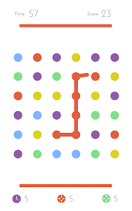 Dots: A Game About Connecting v2.2.1 Mod Points + Unlocked
