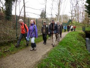 Photo: Le long de la Bièvre à Jouy en Josas (78)