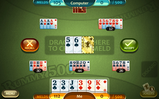 Rummy 500 1.12.1 screenshots 7