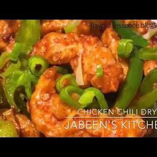 Chicken Chili Dry