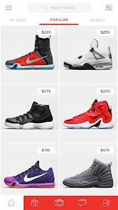 Kixify - Buy & Sell Sneakers screenshot 2