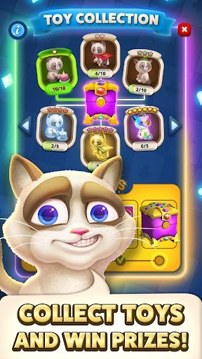 Solitaire Pets Adventure - Free Classic Card Game screenshots 7