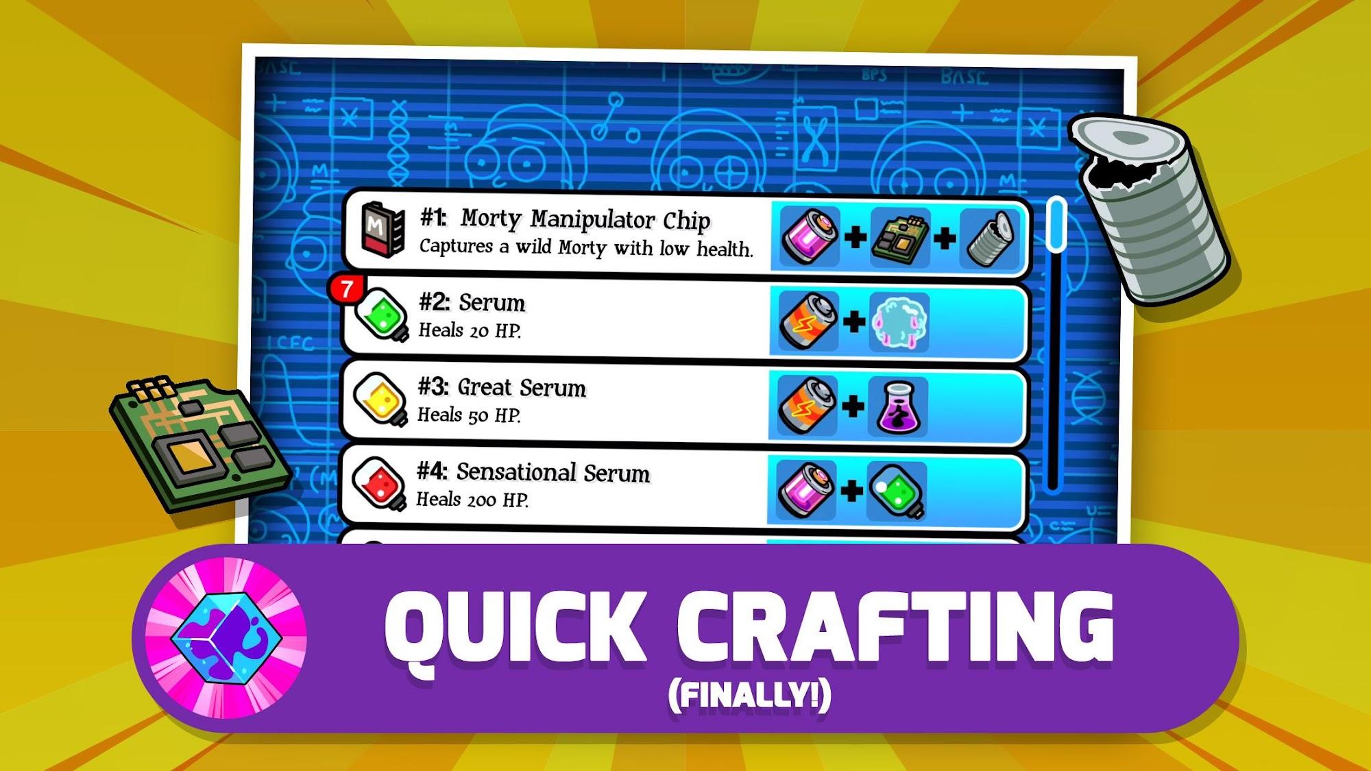 Pocket Mortys screenshot #14