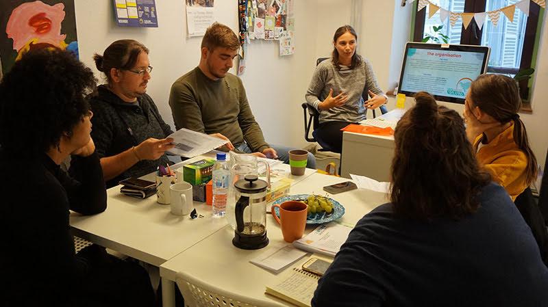 digitalise it evaluation meeting