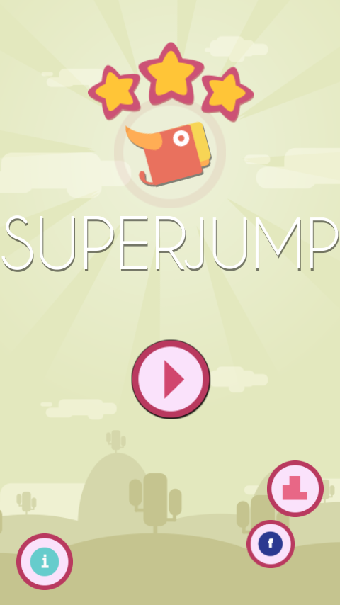 SUPERJUMP- screenshot