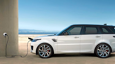 The new Range Rover Sport range will include the first plug-in hybrid derivative