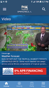 Fox Illinois Weather App 5.0.503 Android Mod APK 2